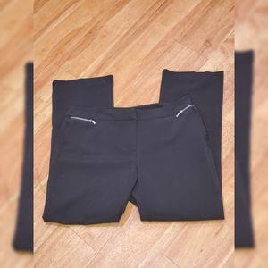 New York & Company 7th Avenue Black Pants Size 14